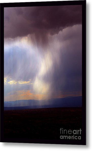 New Mexican Afternoon Metal Print