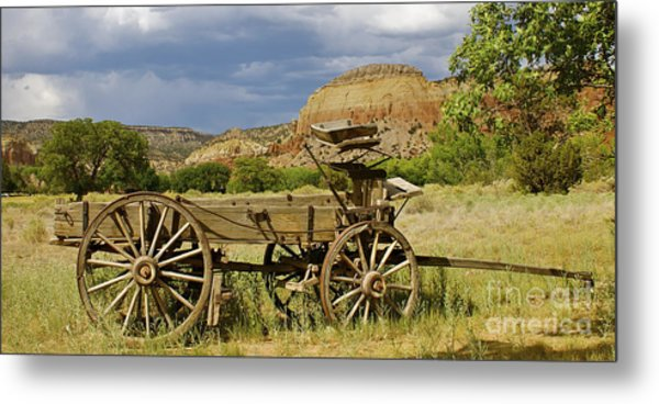 New Photographic Art Print For Sale Ghost Ranch New Mexico 13 Metal Print