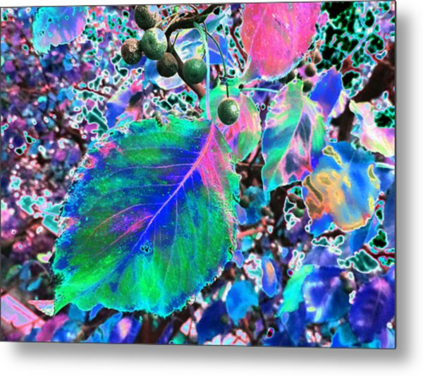 New Years Eve V9 Metal Print