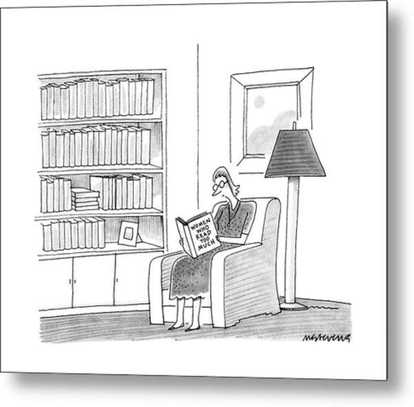 New Yorker April 11th, 1988 Metal Print