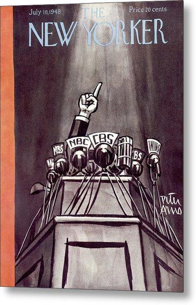 New Yorker July 10th, 1948 Metal Print