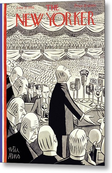 New Yorker June 22 1940 Metal Print