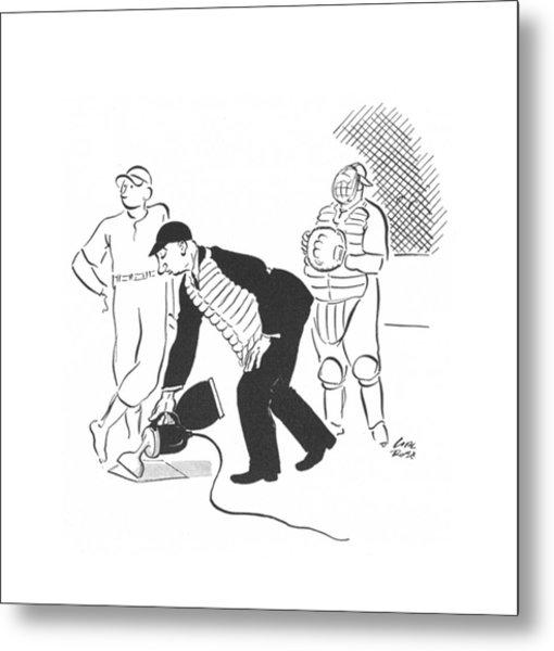 New Yorker June 22nd, 1940 Metal Print