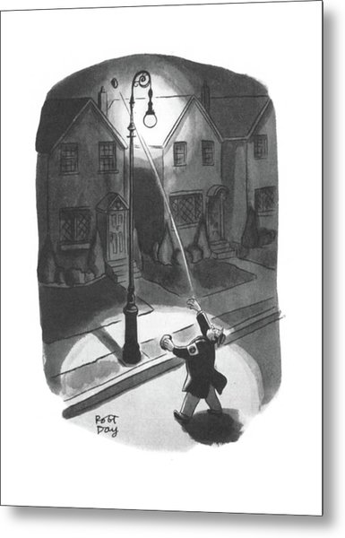 New Yorker March 28th, 1942 Metal Print