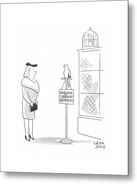 New Yorker May 1st, 1943 Metal Print
