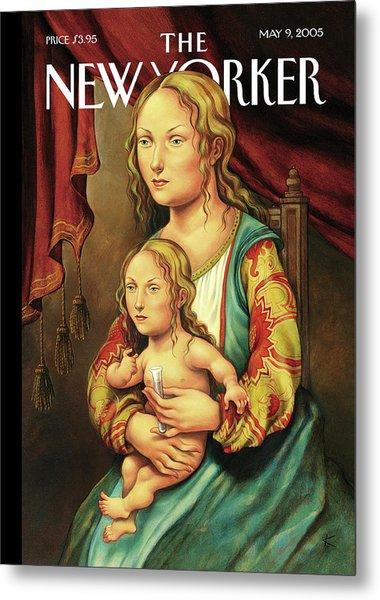 Like Mother Like Daughter Metal Print