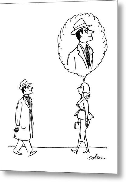 New Yorker September 30th, 1950 Metal Print