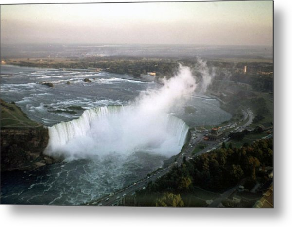 Niagara Falls 1968 Metal Print