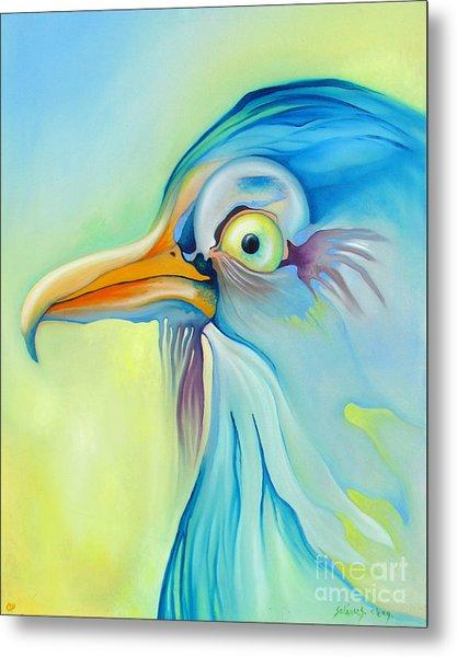 Nice Bird Metal Print