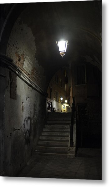 Night Passage Metal Print