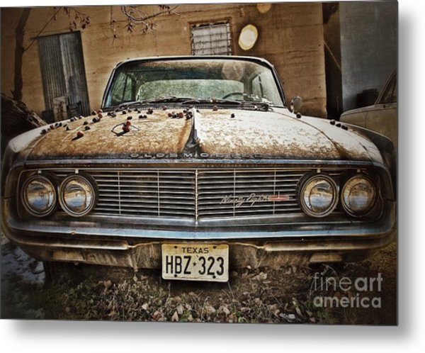 Ninety Eight Metal Print