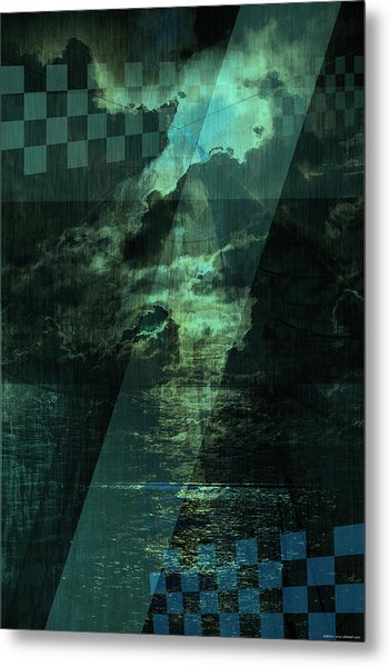 No 030 Metal Print by Alexander Ahilov