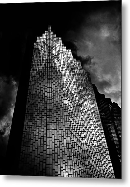 No 200 Bay St Rbp South Tower Toronto Canada Metal Print