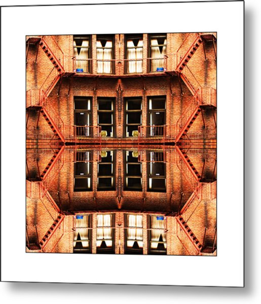 No Way Out Metal Print by Don Powers