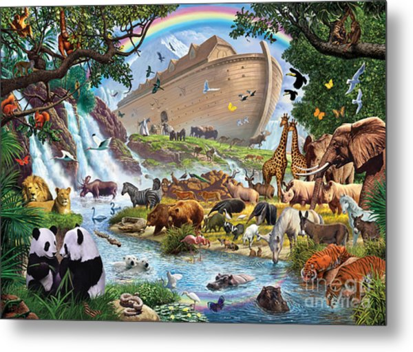 Noahs Ark - The Homecoming Metal Print