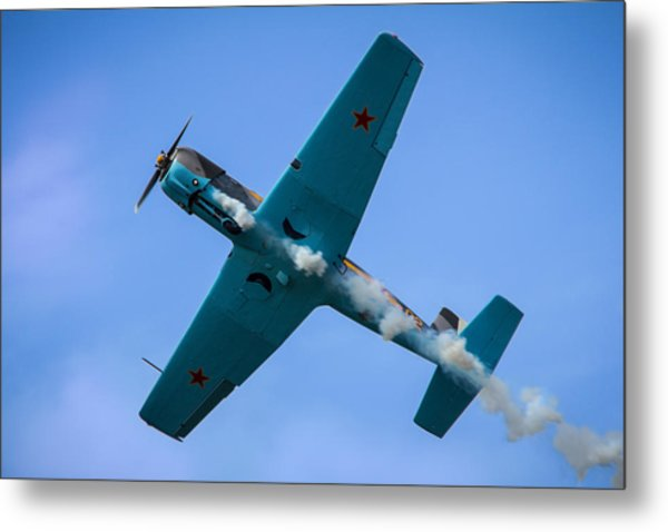 Norteast Raiders At The Greenwood Lake Airshow 2012 Metal Print