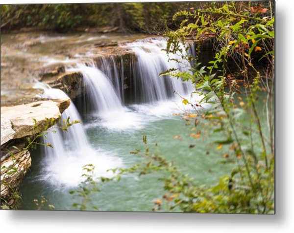 North Fork Metal Print