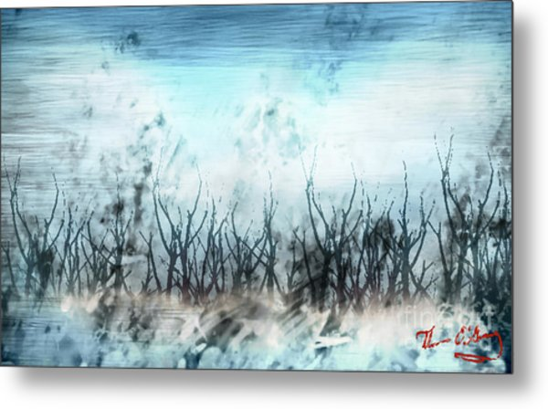 North Winds Metal Print