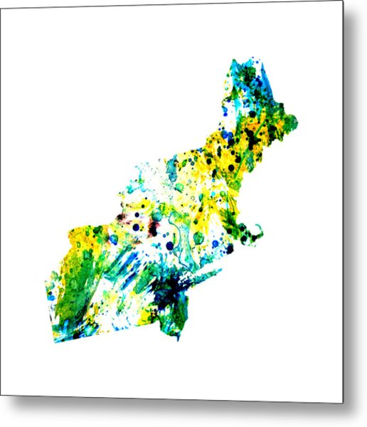 Northeastern United States Metal Print