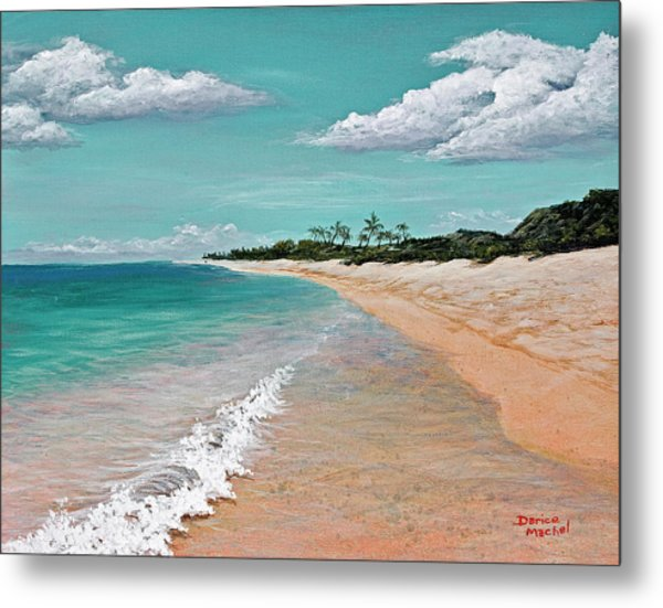 Northshore Oahu  Metal Print