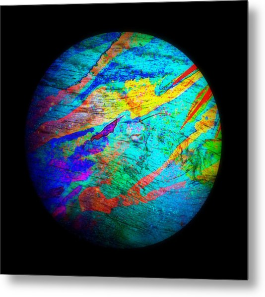 Nu Currents Metal Print by Wendy Wiese