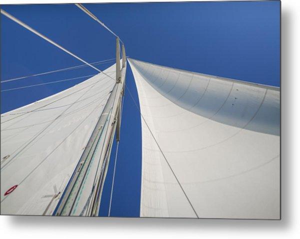 Obsession Sails 1 Metal Print