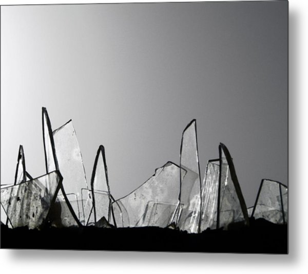 Obstacles  Metal Print