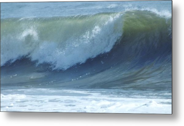 Oc Big Surf Metal Print