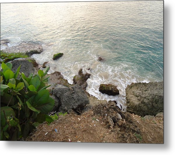 Ocean View Metal Print by Zefanya Yenny