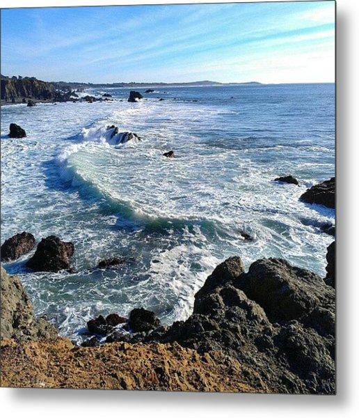Ocean Vista Metal Print