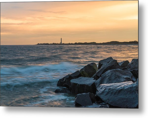 Off The Cape Metal Print