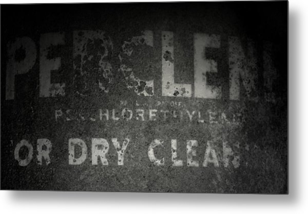 Off The Rack Metal Print by Mark  Ross