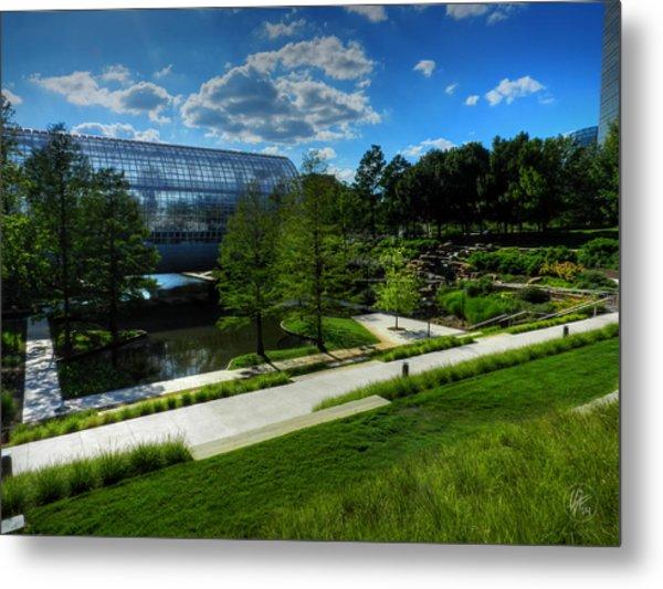 Oklahoma City - Myriad Botanical Gardens 001 Metal Print