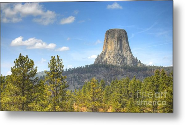 Old As The Hills Metal Print
