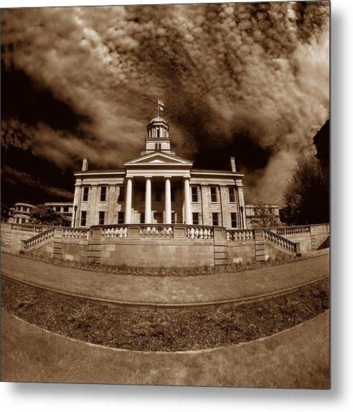 Old Capitol Metal Print