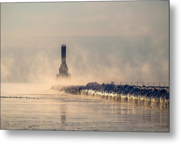 Old Faithful Metal Print