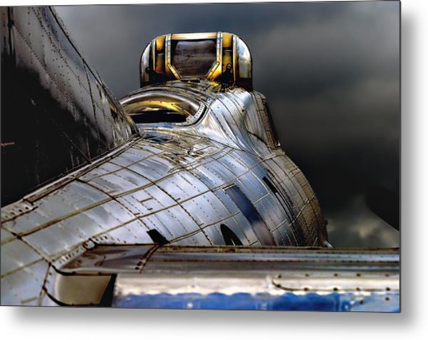 Old Guard II Metal Print