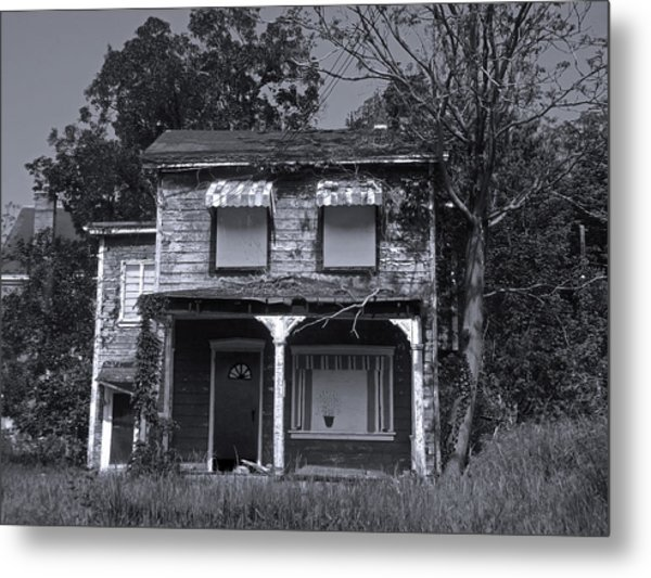 Old House 1 Metal Print