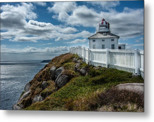 Old Light House Metal Print