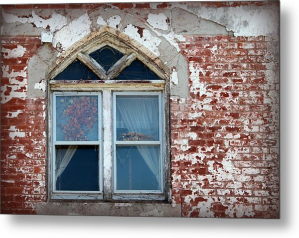 Old Market II Metal Print