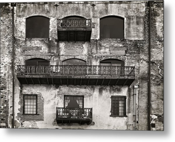 Old Savannah Metal Print by Mario Celzner