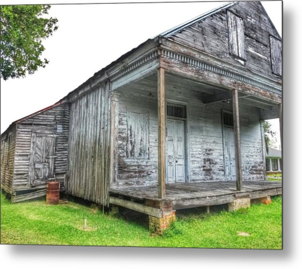 Old Theriot Post Office Metal Print