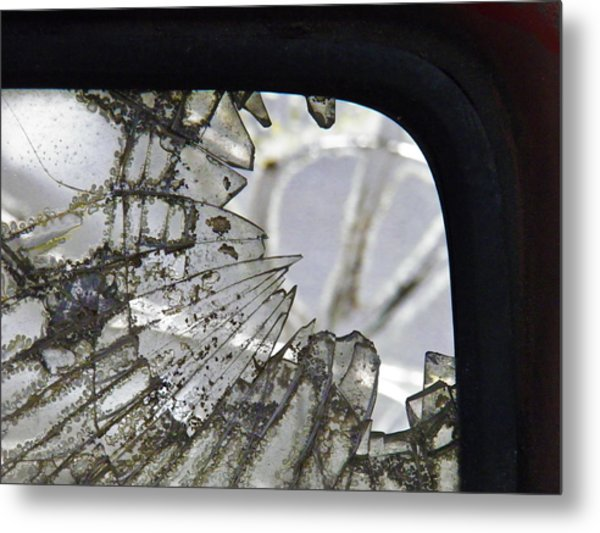 Old Wound Metal Print