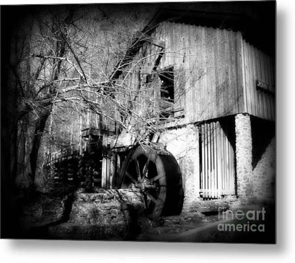 Oldmill Metal Print