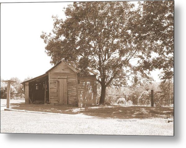 Ole Homeplace Metal Print