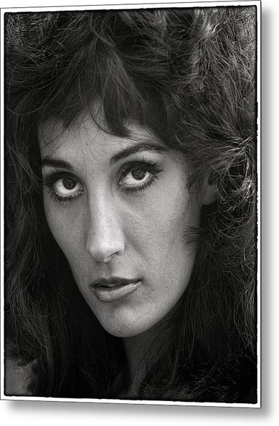 Olga Metal Print by Hal Norman K