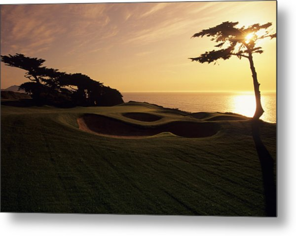 Olympic Club Metal Print
