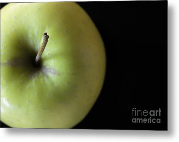 One Apple - Still Life Metal Print
