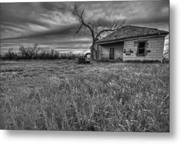 One Day... Metal Print
