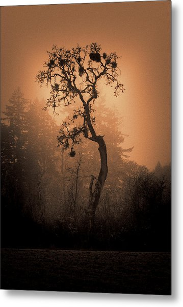 One Stands Alone Metal Print
